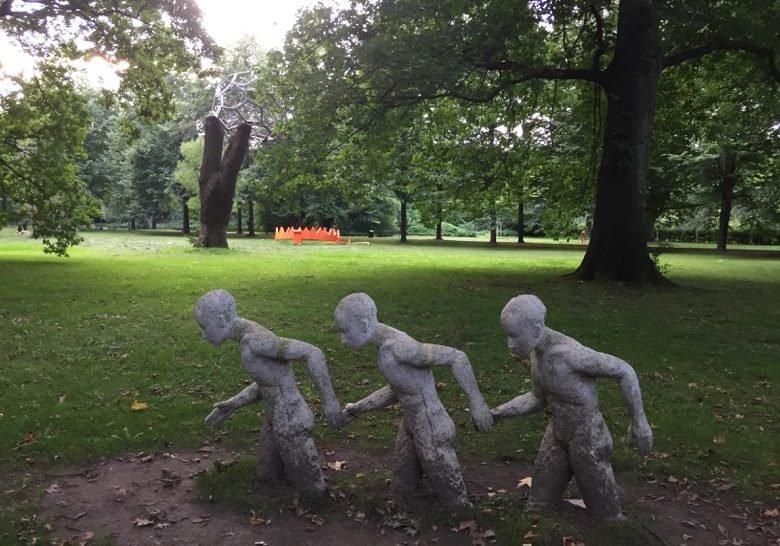 Schlosspark Stammheim Cologne