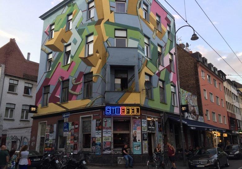 Stiefel Cologne