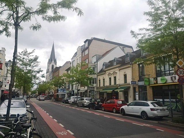 Venloer Str. Ehrenfeld Cologne