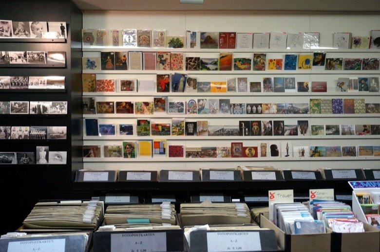 W. Königs Postkartenladen Cologne