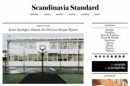 Scandinavia Standard blogs