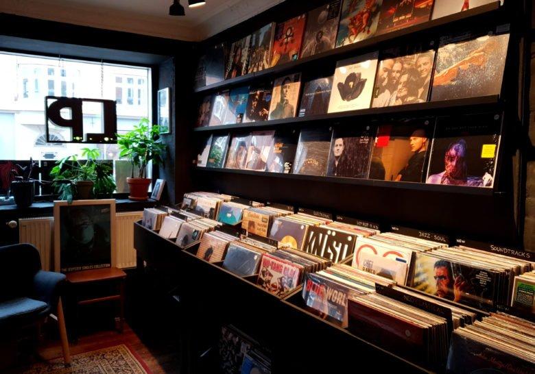 Amager Records Copenhagen
