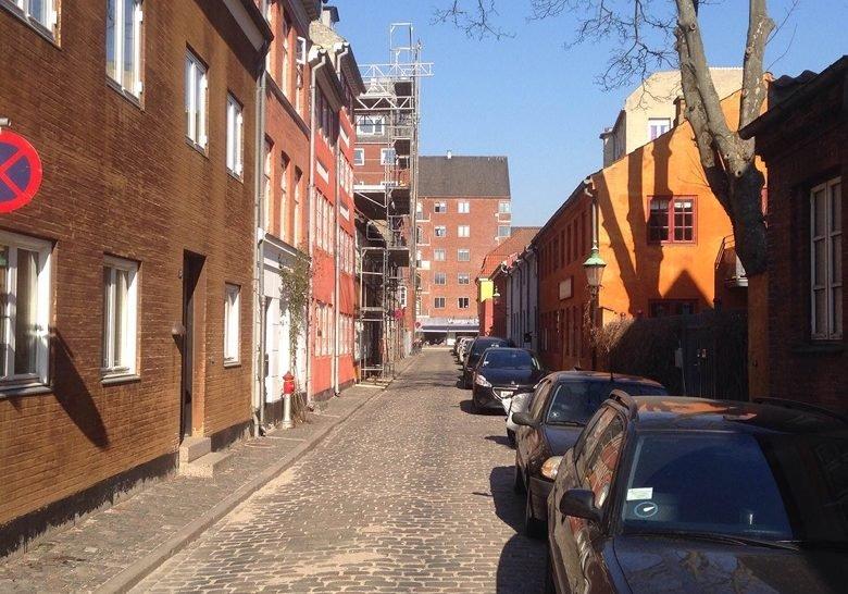 Amagergade Copenhagen