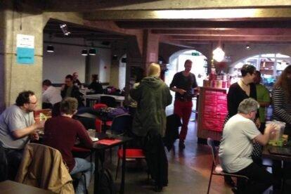 Bastard Café Copenhagen