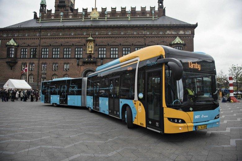 Busline 5C Copenhagen