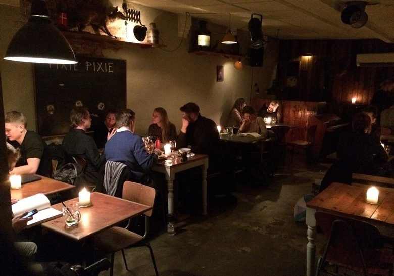 Cafe Pixie Copenhagen