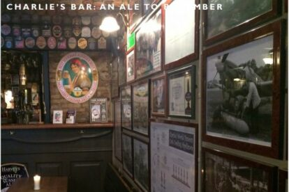 Charlie's Bar – An ale to remember