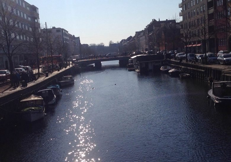 Christianshavns Kanal Copenhagen