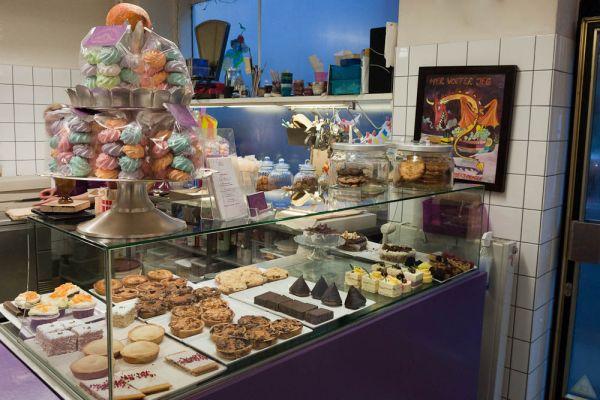 Dessertdragens Kageværksted Copenhagen