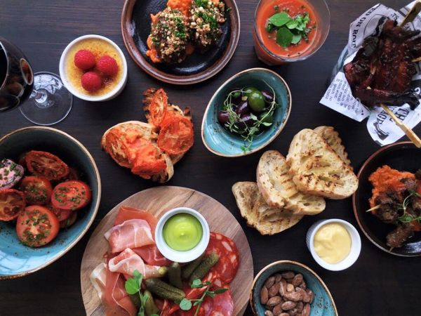 Eat Today Tapas Copenhagen