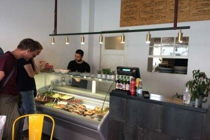 Falafel Factory Copenhagen