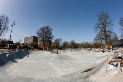 Fælledparken Skatepark Copenhagen