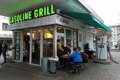 Gasoline Grill – One of world's 27th best burgers