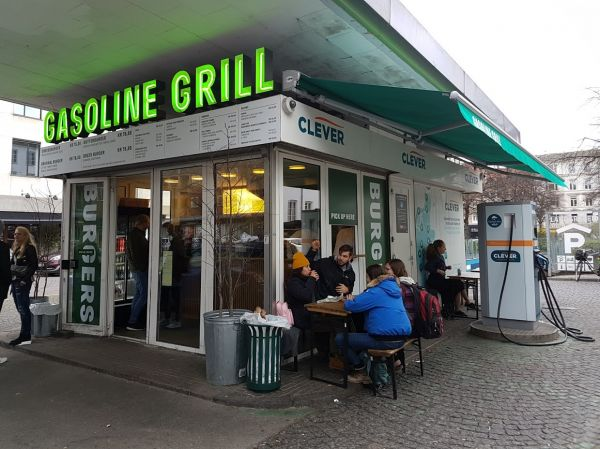 Gasoline Grill Copenhagen