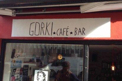 Gorki Café-Bar Copenhagen