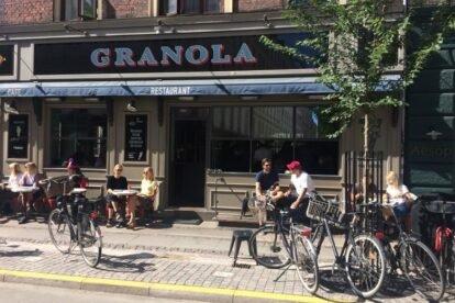 Granola – All-day restaurant