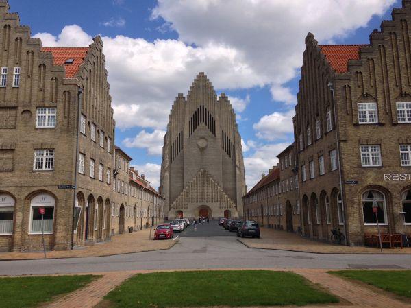 Grundtvig Kirke Copenhagen