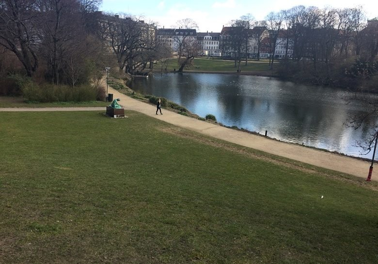 H.C. Ørstedsparken Copenhagen
