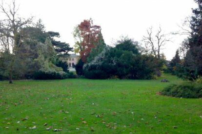 J.C. Jacobsen's Garden Copenhagen
