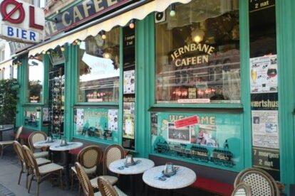 Jernbane Café – Track number 7