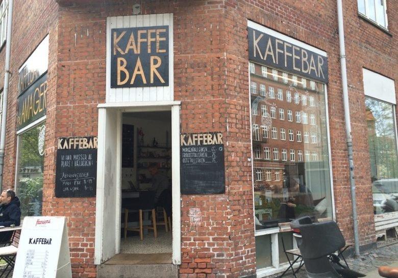 Kaffebaren på Amager Copenhagen