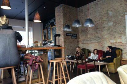 Kaffestuen Vesterbro Copenhagen