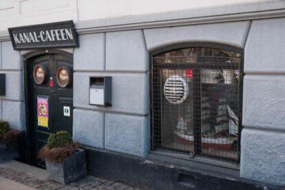 Kanal Cafeen Copenhagen