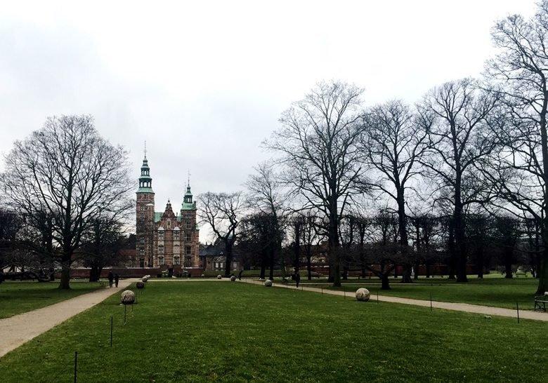 Kongens Have Copenhagen