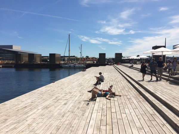 Kvæsthusmole Copenhagen