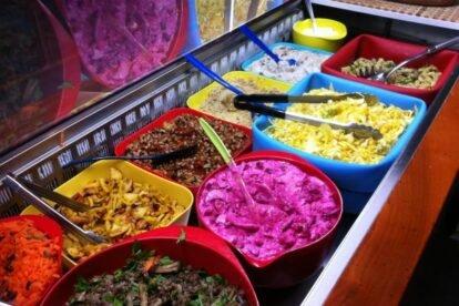 Madglad Cafeteria Copenhagen