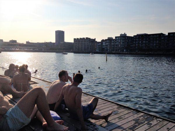 Nordhavn Basin Copenhagen