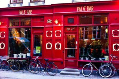 Palæ Bar Copenhagen
