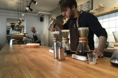 Roast Coffee Copenhagen