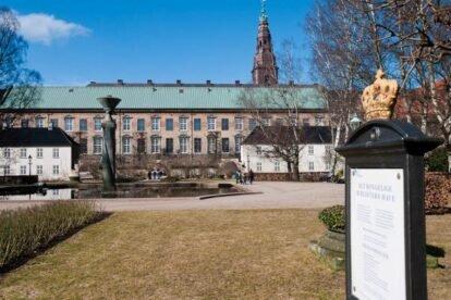 Royal Library Garden Copenhagen
