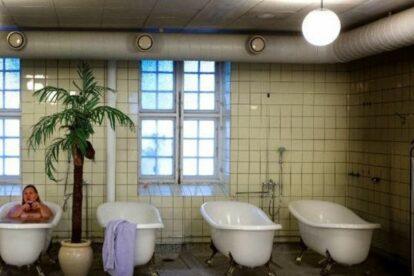 Sjællandsgade Badet Copenhagen