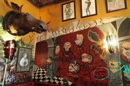 The Moose – Always a good visit