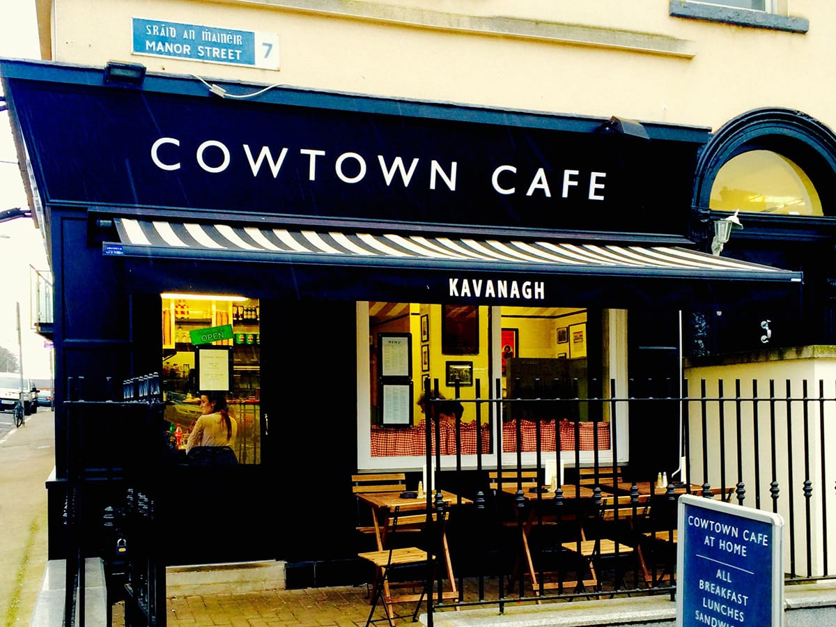 Cowtown Cafe Menu