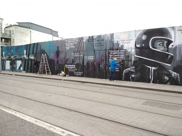 Benburb Street Art Dublin