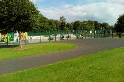Millennium Park Dublin