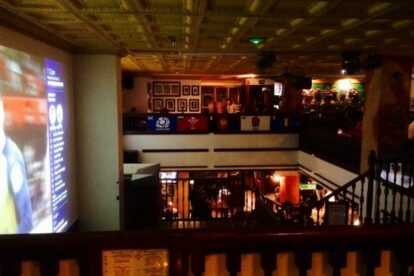 Woolshed Baa and Grill Dublin