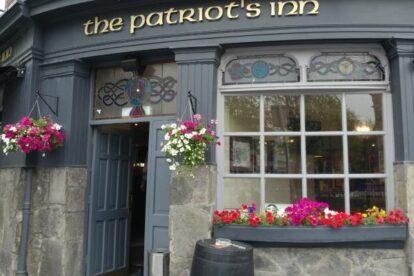Patriot's Inn Dublin