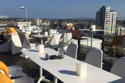 The Marker Rooftop Bar Dublin
