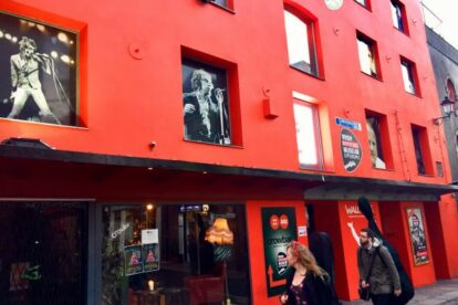 Wall of Fame Dublin
