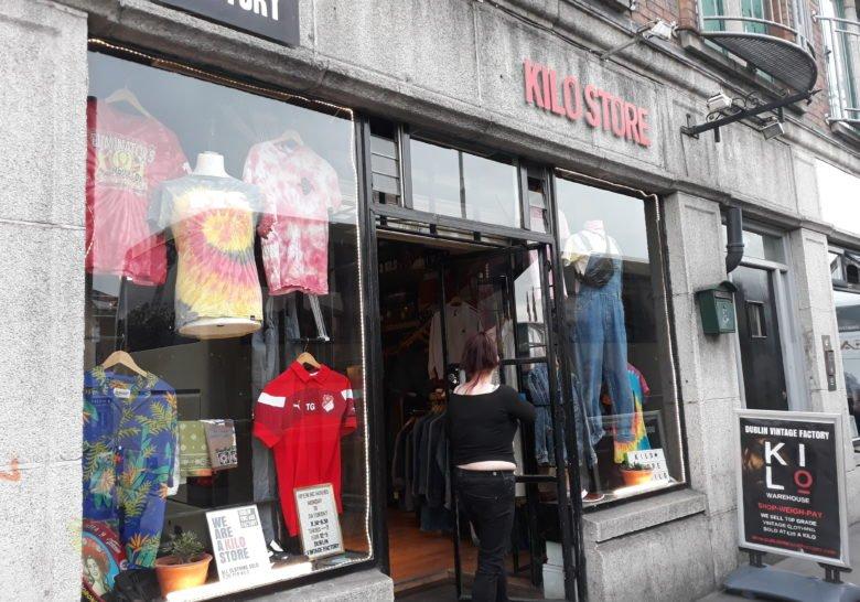 Dublin Vintage Factory Dublin