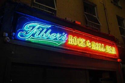 Fibber Magees Dublin