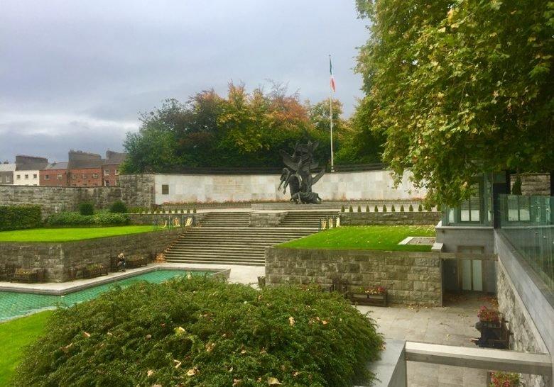 Garden of Remembrance Dublin