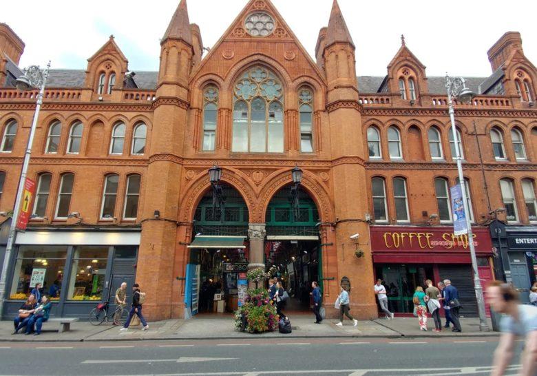 George's Street Arcade Dublin