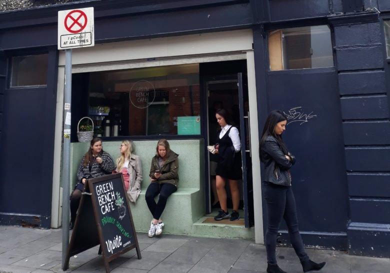 Green Bench Cafe Dublin