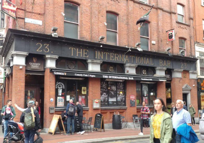 International Bar Dublin