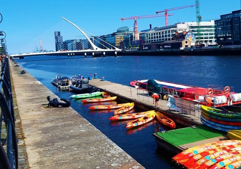 Music Under The Bridges Dublin
